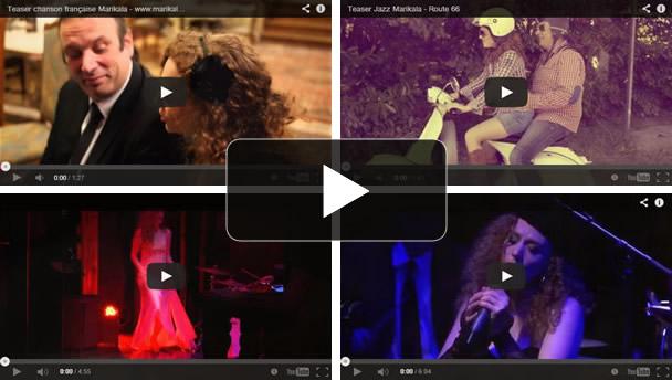 Les videos de Marikala