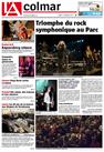 Concert de rock symphonique